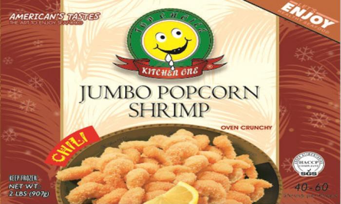 Jumbo Popcorn Shrimp Chili