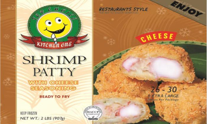 Shrimp Patty