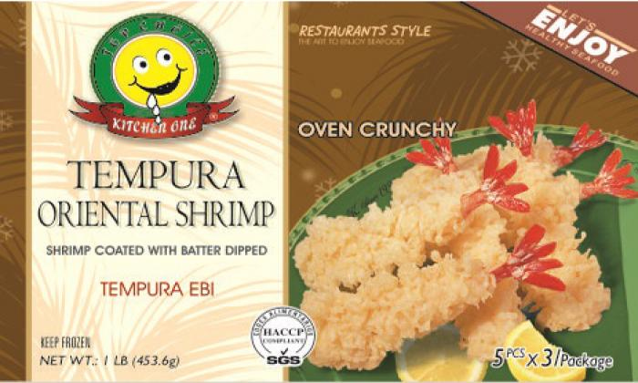 Tempura Oriental Shrimp